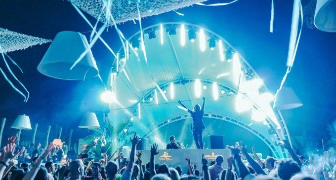 Carlos Jean, Taoo Kross i altres dj's obrin l'estiu amb 12 hores de música en Marina Beach
