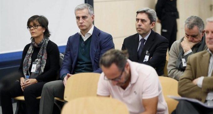 La Audiencia Nacional confirma las condenas por la caja 'b' del PP valenciano