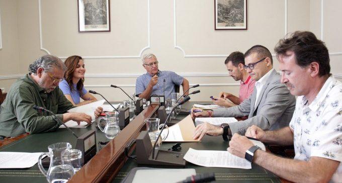 Ribó ha presidit la primera Junta de Govern Local del nou mandat