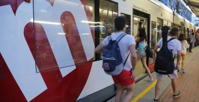 Agosto, el mes del impulso de las obras de Metrovalencia