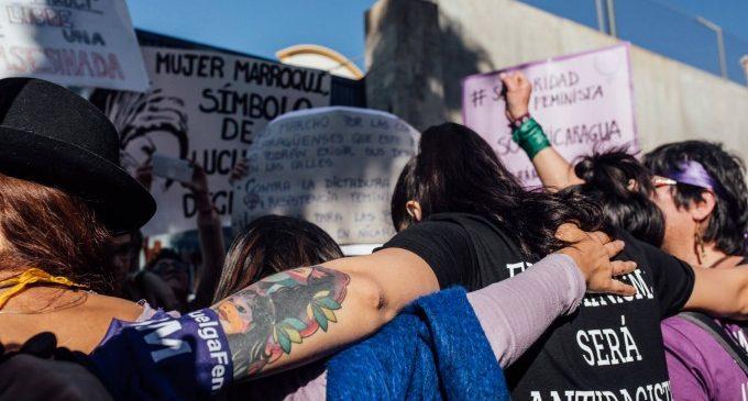 Dones migrants s'uneixen per a lluitar contra el racisme, el patriarcat i el colonialisme i ser escoltades