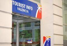La Comunitat registra un increment del 3,8% en l'arribada de turistes estrangers