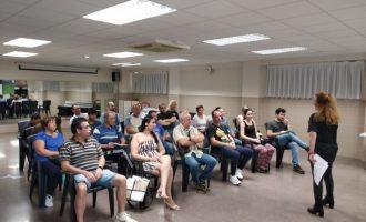 Picassent pone en marcha talleres para mejorar el acceso laboral para las personas paradas del municipio