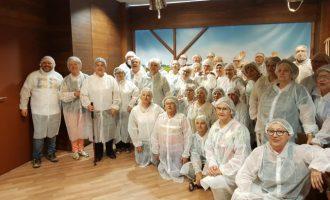 Los mayores de Picassent visitan el Museo del Palmito