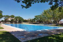 La piscina municipal de Foios: ya abierta para dar la bienvenida al verano 2019
