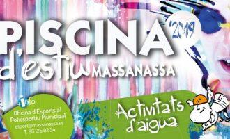 Horaris  de la piscina municipal de Massanassa