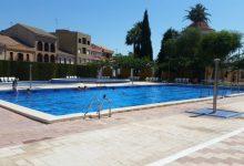 La piscina de Meliana torna amb un ampli horari i cursos de natació