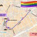 Restriccions al trànsit per la Gran Fira i el Dia de l'Orgull
