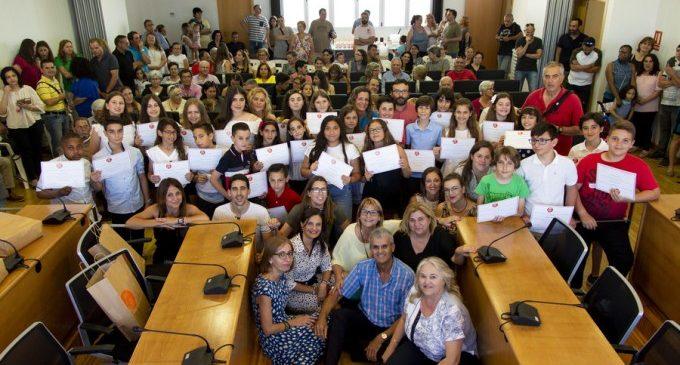 Entregats els premis al rendiment acadèmic i a l'afany de superació de Picassent