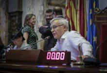 El Pleno del Ayuntamiento de València exige al Gobierno de España una nueva ley de financiación de las corporaciones locales