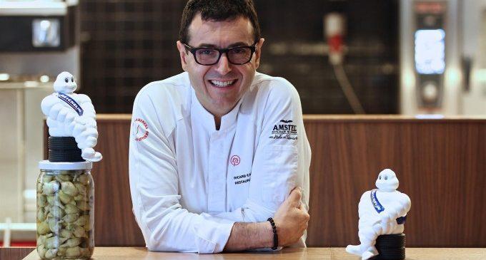 El valencià Ricard Camarena nominat a millor director de cuina de 2018 en els Premis Nacionals de Gastronomia