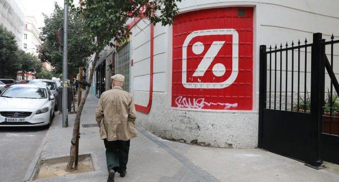 Dia planeja tancar 31 botigues al juny en la Comunitat Valenciana davant la falta d'ofertes de compra