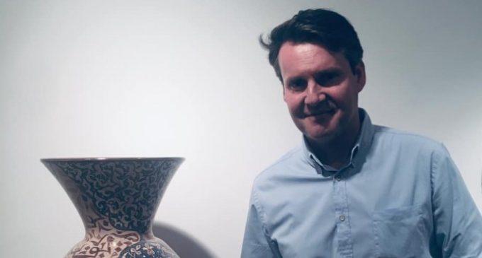 Manises reconeix la trajectòria del ceramista Arturo Mora amb el premi '9 d'octubre'