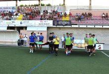 Jugadors del Futbol Sala Puçol guanyen el Torneig Solidari d'ASOM i la Federació Saharauí de Futbol