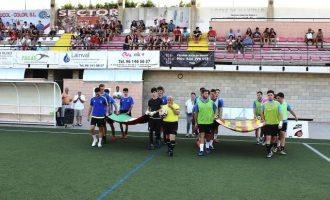Jugadores del Fútbol Sala Puçol ganan el Torneo Solidario d'ASOM i la Federeció Saharaui de Fútbol