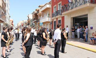 L'Agrupació Musical de Goián visita Rafelbunyol