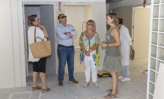 Avancen les obres de millora del servei d'urgències del Centre de Salut de Picassent