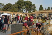Es incia la construcció d'un mausoleu en la fossa 113 de Paterna, fossa comuna de represaliats