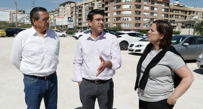 Ontinyent executará la nova estació de busos en la zona de Mesta