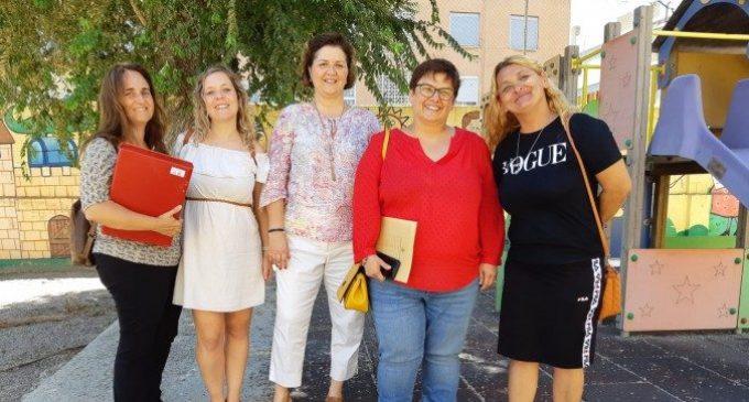 Les obres del col·legi Ausiàs March de València començaran aquesta setmana