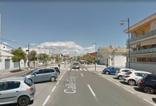Un motorista de 26 años muere en un accidente en el Cabanyal