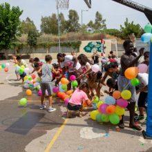 Un altre any més els 'campaments socials' de Mislata continuen collint èxit