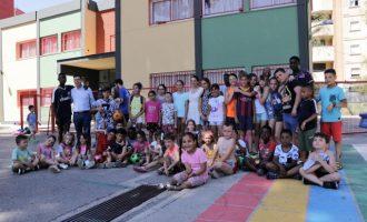 Torrent abre el Campus Social con 100 niños y niñas