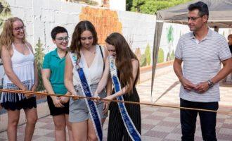 L'Ajuntament d'Almussafes li dedica un carrer a l'associació 'Paleta i Pinzell'