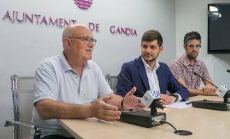 Gandia presenta la XVI campaña de conciertos de intercambios musicales que se realizarán en la Marxuquera