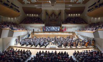 Més de 2.000 músics de tres continents participen al Certamen Internacional de Bandes 'Ciudad de València' 2019