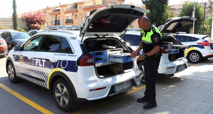 Torrent prepara un dispositiu especial per a controlar el confinament perimetral de la ciutat