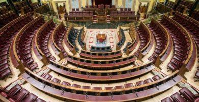 El Congrés debatrà el 25 de març si es prorroga l'estat d'alarma