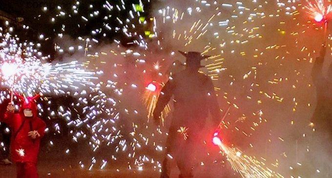 La fiesta del folklore valenciano llega a Montaverner