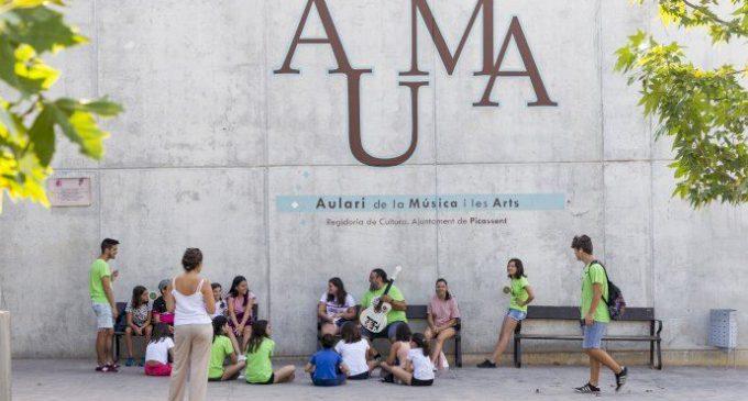 """'Jocs de calor': un julio de """"cine"""" para los más pequeños de Picassent"""