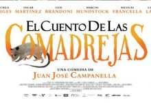 """Juan José Campanella presenta """"El conte de les mosteles"""" en el marc del Festival de Cinema de Paterna"""