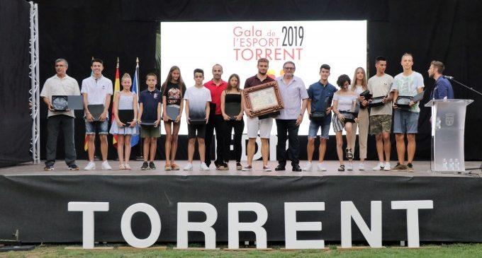 Torrent reconeix als esportistes locals en la XXXIII Gala de l'Esport