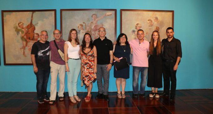 L'exposició de Genaro Palau s'acomiada de l'EMAT amb un gran èxit de visites