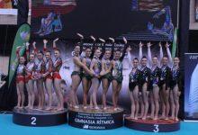 El club de Gimnàstica Rítmica de Burjassot aconsegueix conquerir el Campionat d'Espanya Individual i la Copa d'Espanya de Conjunts