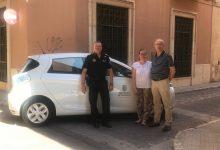 El Ayuntamiento de Carcaixent adquiere un coche eléctrico para el Área de Territorio