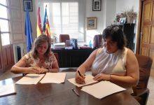 Acuerdo de Gobierno del PSPV y Ciudadanos en Alcàsser