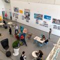 """'La Base': el nou espai cultural, d'oci i """"d'estudi"""" enclavat en la Marina de València"""