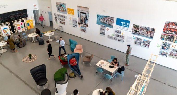 """'La Base': el nuevo espacio cultural, de ocio y """"de estudio"""" enclavado en la Marina de València"""