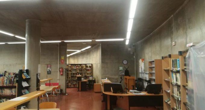 Paterna renova la il·luminació de la Cova Gran per a actualitzar la seua eficiència
