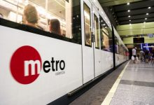 Metrovalencia desplazó en enero a más de 5,6 millones de usuarios, casi un 3% más que el año anterior