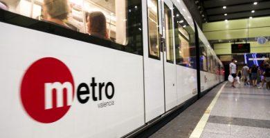 Continuan los trabajos de renovación de ascensores y escaleras mecánicas de Metrovalencia en la estación de Colón