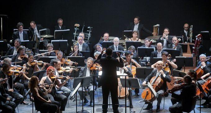 L'Orquestra de València i Abe Rábade actuen al Festival de Jazz