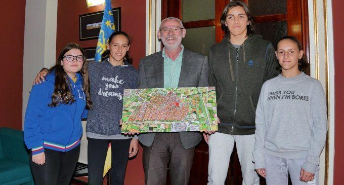 Els alumnes de l'IES La Patacona d'Alboraia són finalistes en el Premi Acció Magistral gràcies al projecte 'App Orxata'