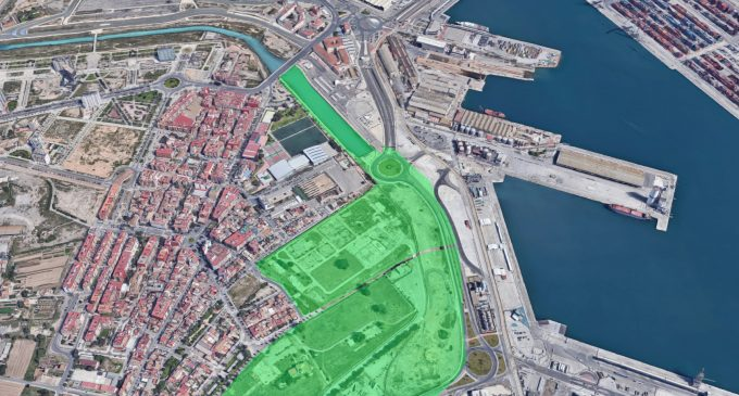 El Puerto arrebató la playa a Natzaret y erosiona el cordón litoral de la Albufera, pero pagamos todos
