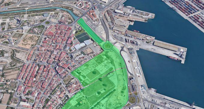 'Espacio Nazaret', la antesala del futuro Parque de Desembocadura