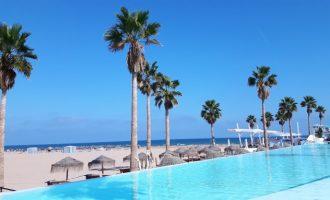 La Comunitat Valenciana preveu una ocupació pròxima al 80% als hotels de litoral aquest mes de setembre